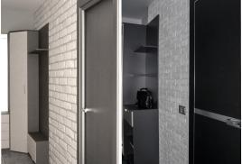 Новый, лаконичный, совместный дизайн проект от студии Патио и студии дизайна Art De Luxe